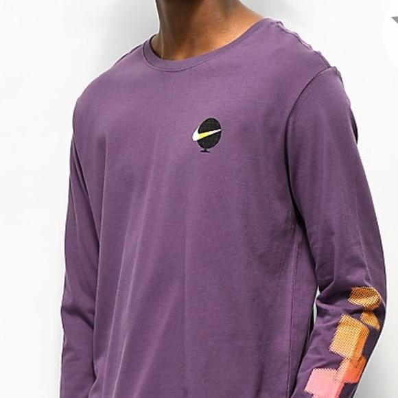 a1ac68a3f7e Nike 90s long sleeve retro shirt sb skate zumiez